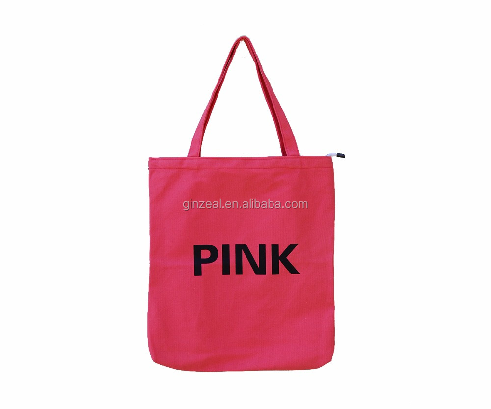 Discount personalized customized large cotton bag canvas tote bag canvas bag