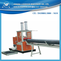 waste plastic recycling crusher