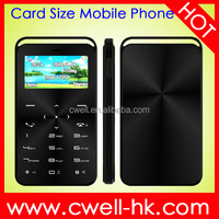 DAXIAN GS6 cheap price small size mobile phone with Magic Voice and Bluetooth Dialer Functions