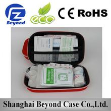 TOP SELLING Portable road emergency first aid kit with din13164