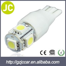 Alibaba China supplier one year warranty T10 12v led car magnetic flashing yellow led light for Toyota fielder