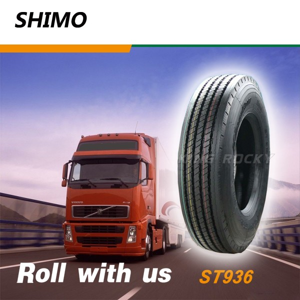ST936 SHIMO 11r 22.5 shopping china wholesale semi truck tires miami 22.5