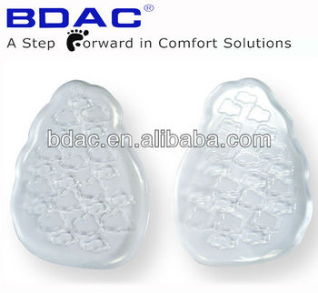 comfortable foot cushion gel metatarsal pad