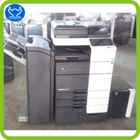 Tip-top quality Laser digital imaging Copier Printer Machines For Konica Minolta Bizhub C754/654 used photo copiers