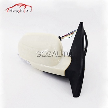 OEM 1067001018 Auto body system high quality car right side mirror for Geely EC7