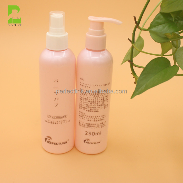 Perfect Link Moroccan Argan Oil Nourishing hair Shampoo For After Color Perming Hair (250ml) OEM/ODM