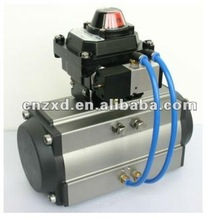 Pneumatic actuator AT50DA AT50SR