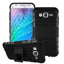For Samsung Galay J5 Case J500F Heavy Duty Armor Shockproof Hybrid Hard Silicone Rubber Phone Case Cover For Samsung J5 2015