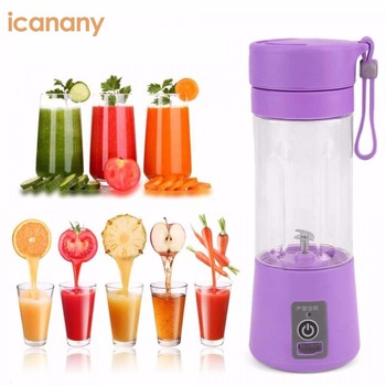 Professional juice extractor high speed electric mini juicer blender fruit blender