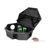Multiple Rat Kill House In The Mouse Bait Station Mouse Killer(TLRBS0105)
