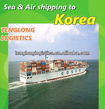 bulk cargo ship to Busan and Inchon of South Korea from Shenzhen Shanghai Ningbo
