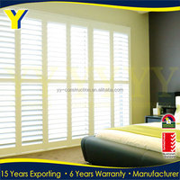 Aluminium Louvers, Showroom in Sydney, Aluminium Adjustable Shutter Windows in China