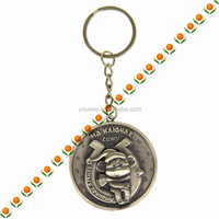 keychain minions keyring very turbo keychain with text monkey