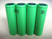 For Sony 18650 2250mAh 10A High Discharge Lithium ion Battery Cell US18650V3