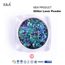 EA fengshangmei nail art of new product for decoration glitter powder