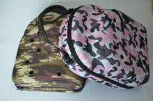 Case Type and Mutispandex+EVA Material storage bag cap hat carrier case