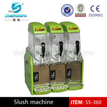 New type commercial cheap frozen drink /slush machine (CE IOS9001 BV)