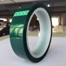 Green polyester High Temperature Sandblasting Tapes