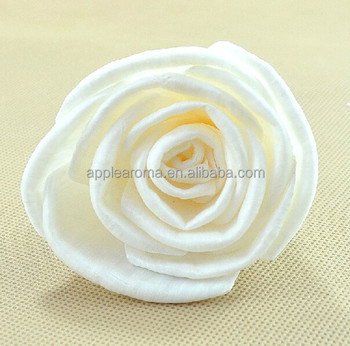 New Design Sola Flower/Different Colors Handmade Wooden Flower