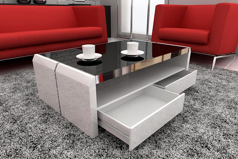 Modern design new center table buy modern design new for Sofa center table designs