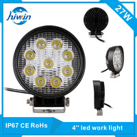Hiwin 27W 4.2 Inch Super Bright Spot 4 Inch 27w Led Working Lights