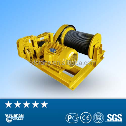 china made high speed electric winch for off road