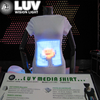 High Quality El Sound Activated LED Shirt, led tshirts