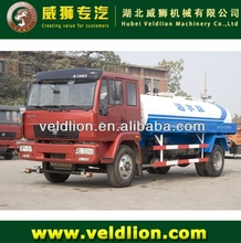 Euro3 16 tons HOWO drinking water truck