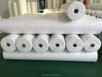 ningbo factory Nonwoven fabric raw materials used in textile industry