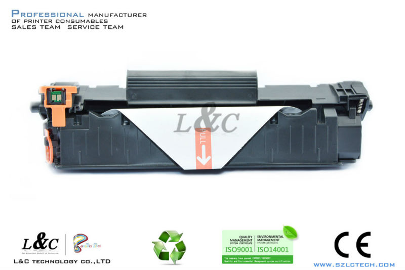 Astonished price for HP Black Laser Printer Toner Cartridges CC388A/88A