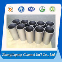 Hot sale high quality grade 2 thin wall pure titanium tube