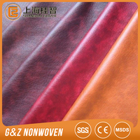 High-quality Leather raw materials cross lapping spunlace nonwoven fabric High-weight 80-300gsm