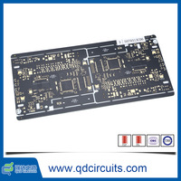 1 OZ Copper Thickness pcb control circuit board for Telecom