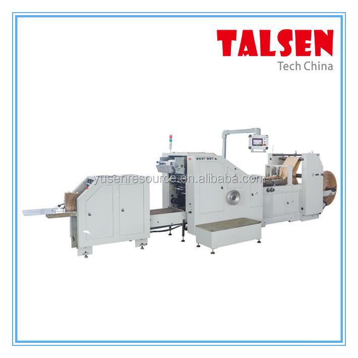 square bottom paper box making machine wholesale