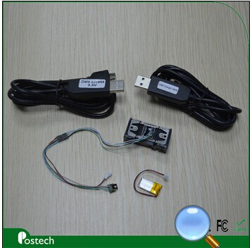 MSRV009 MSR009 MSRV008 MSRV007 3mm 2tracks 3tracks 1 track magnetic card reader mag card reading with free 3mm mag head