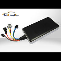 GPS Motorcycle Tracker With External GPS and GSM Antenna
