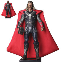 Crazy Toy DC super hero Thor The Dark World 30cm Collection PVC Movie Toy action Figure