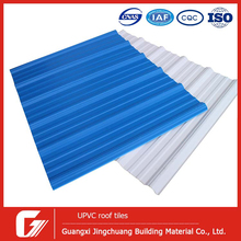 Light Weight Sound Insulation Roof Plastic Sheet 2 MM/Corrugated Sheet For Roofing