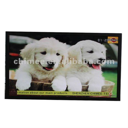 20 inch lcd advertising products (wifi with touch )