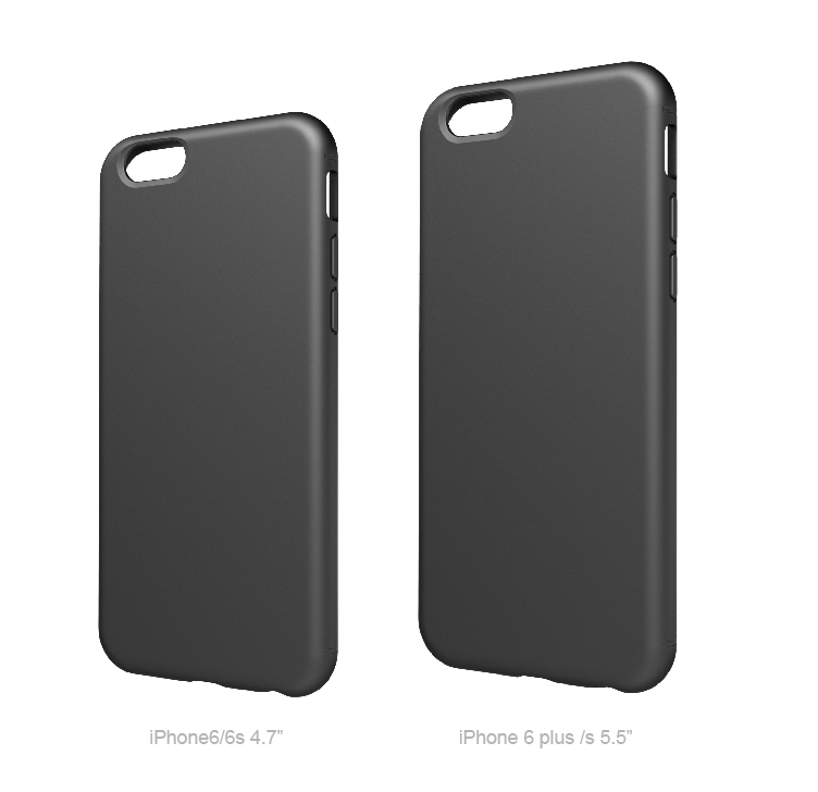 For iphone 6 case custom Wholesale Silicon TPU Soft Full Cover Case For iPhone 6