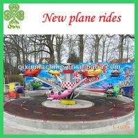 New style airplane kiddie ride|Super Telecombat ride for sale