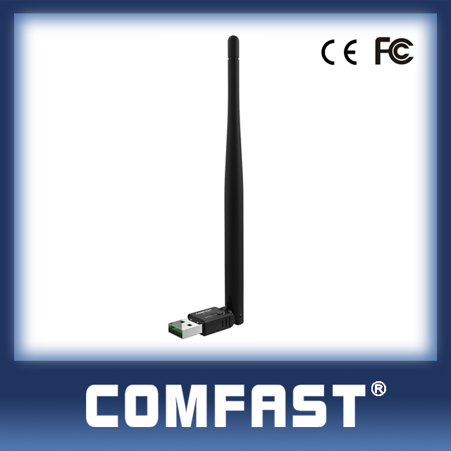 CF-WU735P Cheap price IEEE802.11b/<strong>g</strong>/<strong>n</strong> 300mbps Internet Dongle 5 dBi External Antenna