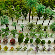 Manufacturer of O HO N TT Z scale artificial landscape miniature model trees