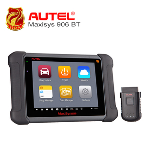 2018 Autel MaxiSys MS906BT Bluetooth PRO OBD2 Auto Code Scan Diagnostic Tool Better Than MS906