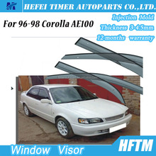 For 96-98 toyota Corolla AE100 Top Quality PC sun shade visor