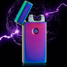 Best Prices professional design usb electric double arc lighter with competitive price