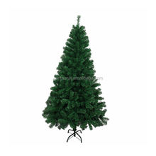 Artificial outdoor fiber optic christmas tree with led lighting