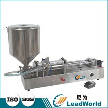 Toothpaste Semi-Automatic Filling Machine