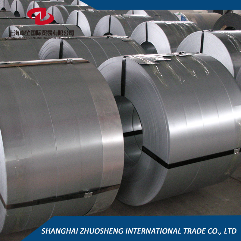 Custom Hot Dipped Galvanized Steel in Coil