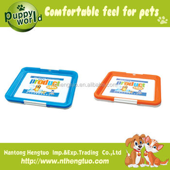 2014 New plastic pet toilet,/dog toilet/pet training toilet/dog toilet pads